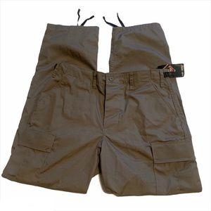Tru-Spec Military Tactical Pants Grey Size Medium